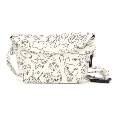 Omy Colouring Bumbag - 100% Cotton-product