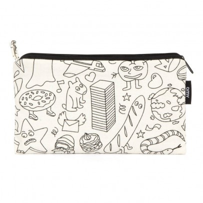 Omy Colouring Pencil Case -100% Cotton-listing