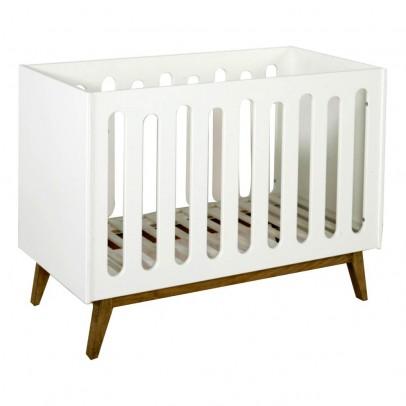 Lettino in legno letto con sbarre per prezzi sconti schardt kinderm bel - Sbarre x letto bambini ...