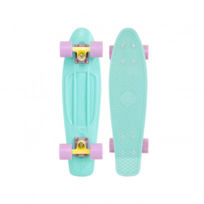 Penny Green 22' Pastel Skateboard-listing