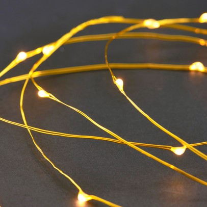 House Doctor Light Garland - 10 metres-listing