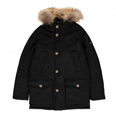 Woolrich Parka with Fur Hood-listing