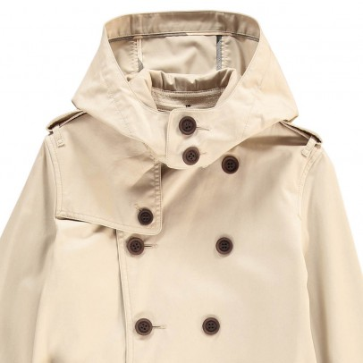 Burberry Trench Cappuccio Mini Britton -listing