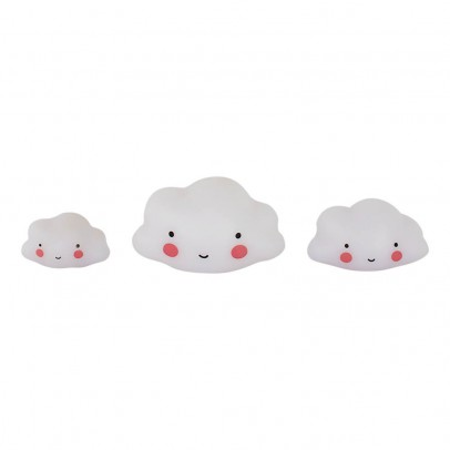 A little lovely company Set de 3 petits nuages-listing
