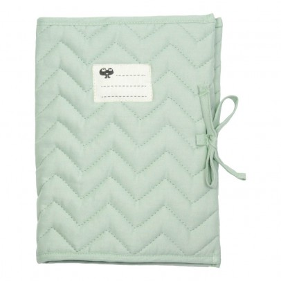 Nobodinoz Salamanca Health Book Cover Almond green-listing