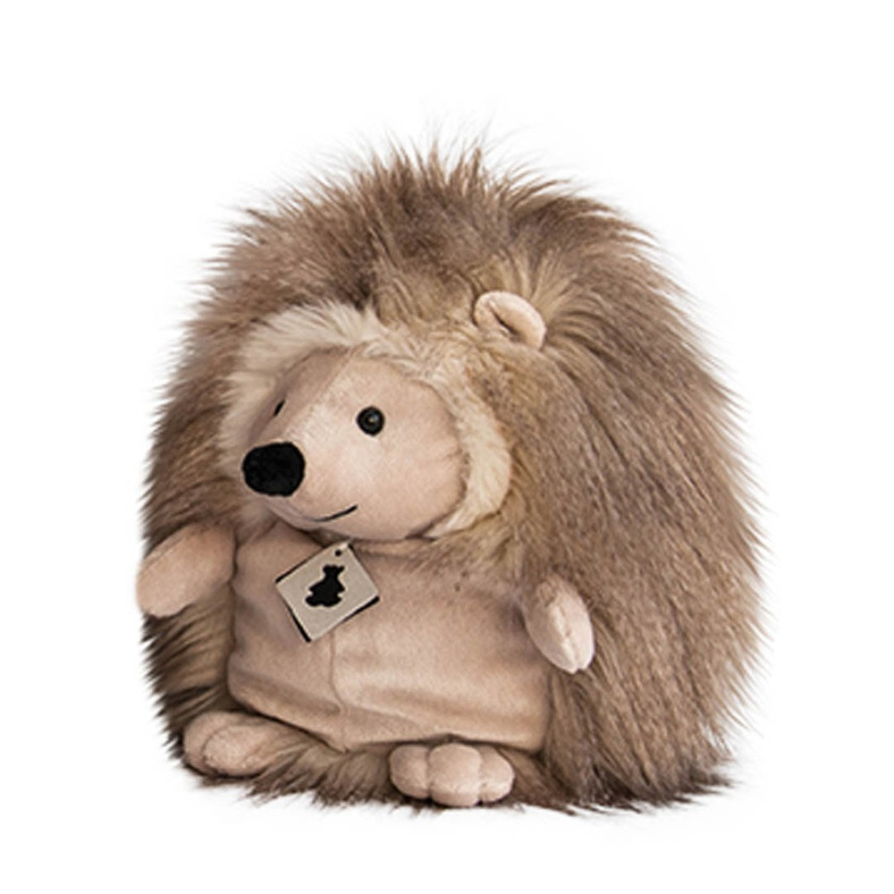 Préférence Hedgehog Soft Toy Taupe brown Histoire d'ours Toys and Hobbies ME94