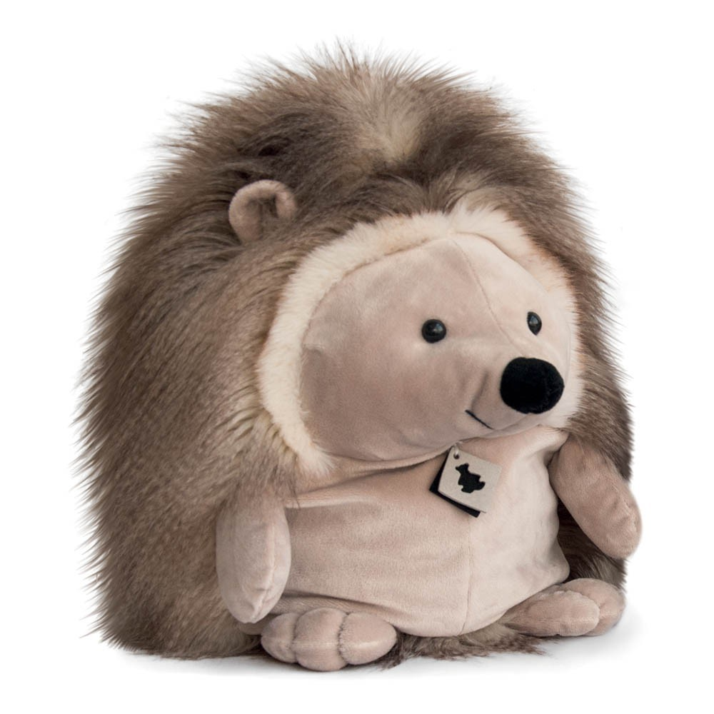 Favori Hedgehog Soft Toy Taupe brown Histoire d'ours Toys and Hobbies LA62