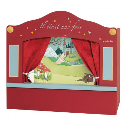 Moulin Roty Small Puppet Theatre-listing