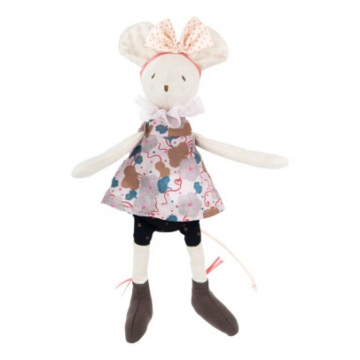 Moulin Roty Small Lala Mouse Doll-listing