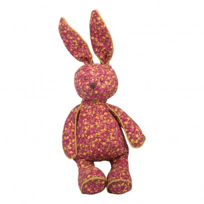 Moulin Roty Pink Rabbit Jacket-listing