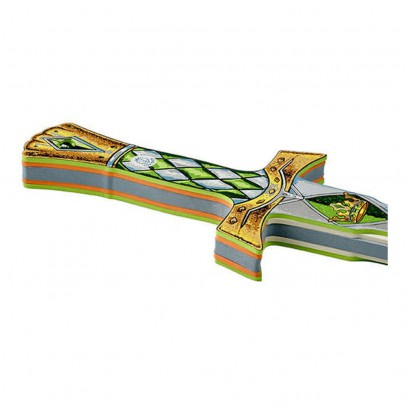 Lion Touch Emerald King Sword-listing