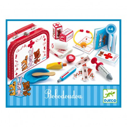 Djeco Bobodoudou Vet Kit-product