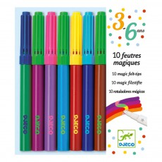 product-Djeco 10 Magnetic Pens