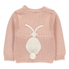 product-Stella McCartney Kids Pullover Hase Thumper