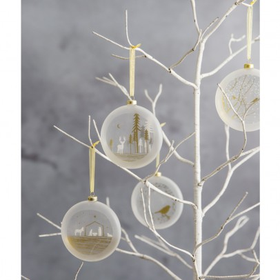 Räder Transparent Hanging Nativity Ball-listing