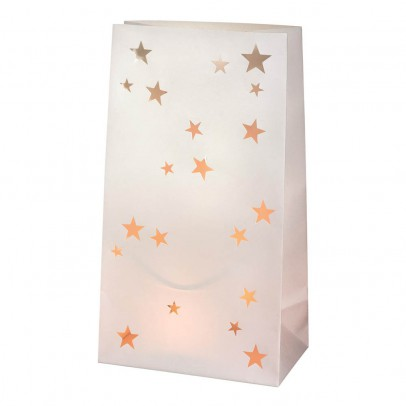 Räder Star Paper Candle Holder - Set of 2-listing