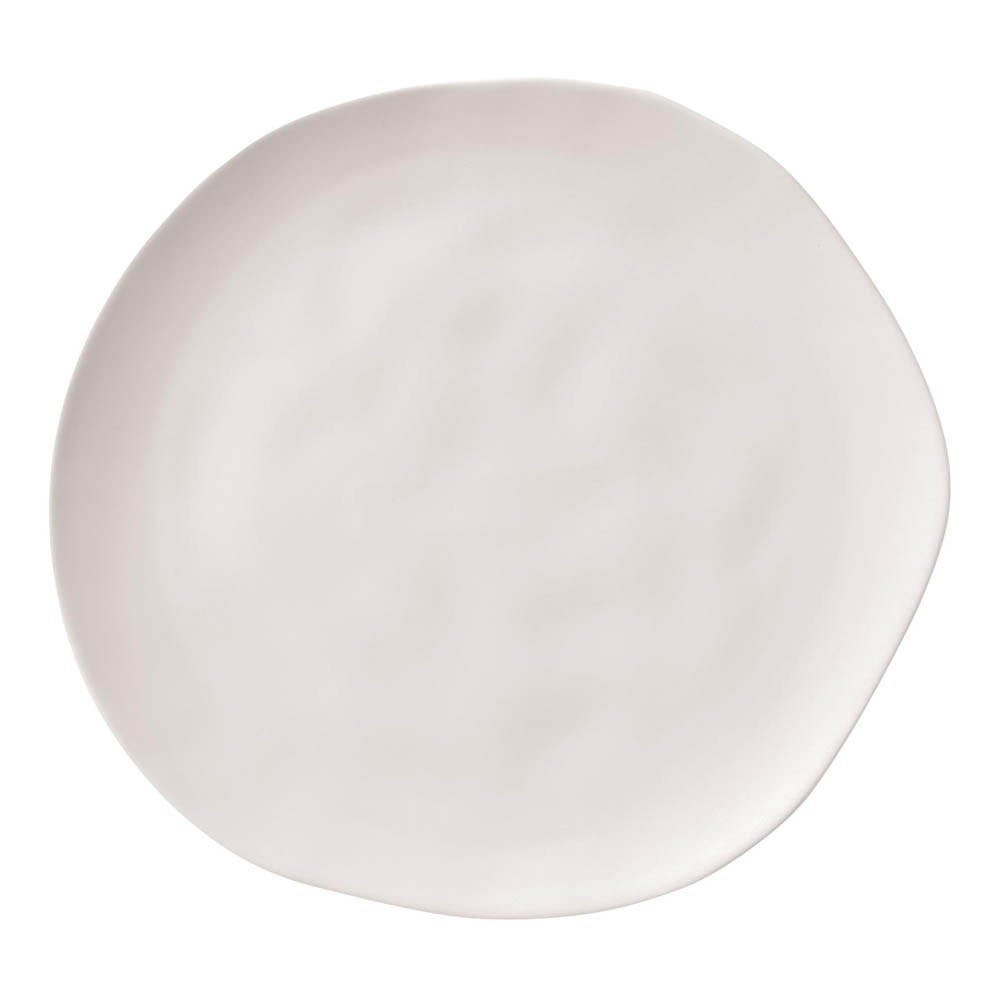 Plato en porcelana blanco r der design infantil for Platos porcelana