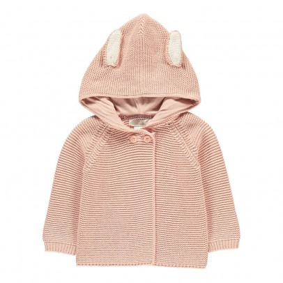 Stella McCartney Kids Smudge Rabbit Cardigan-listing