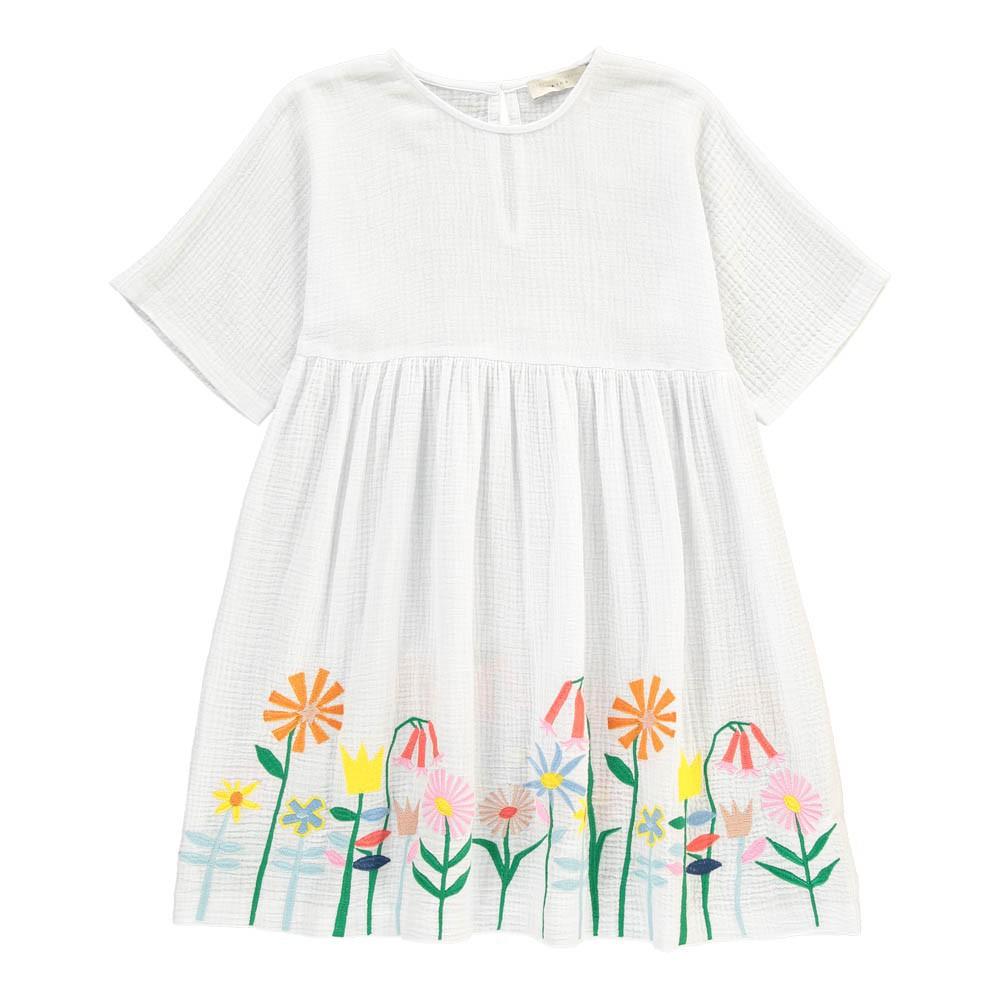Sale - Marnie Donkey Organic Cotton Dress - Stella McCartney Kids Stella McCartney 6Ue0hBR2