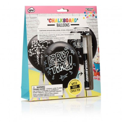 Smallable Toys Palloncini da personalizzare - Set di 20-product