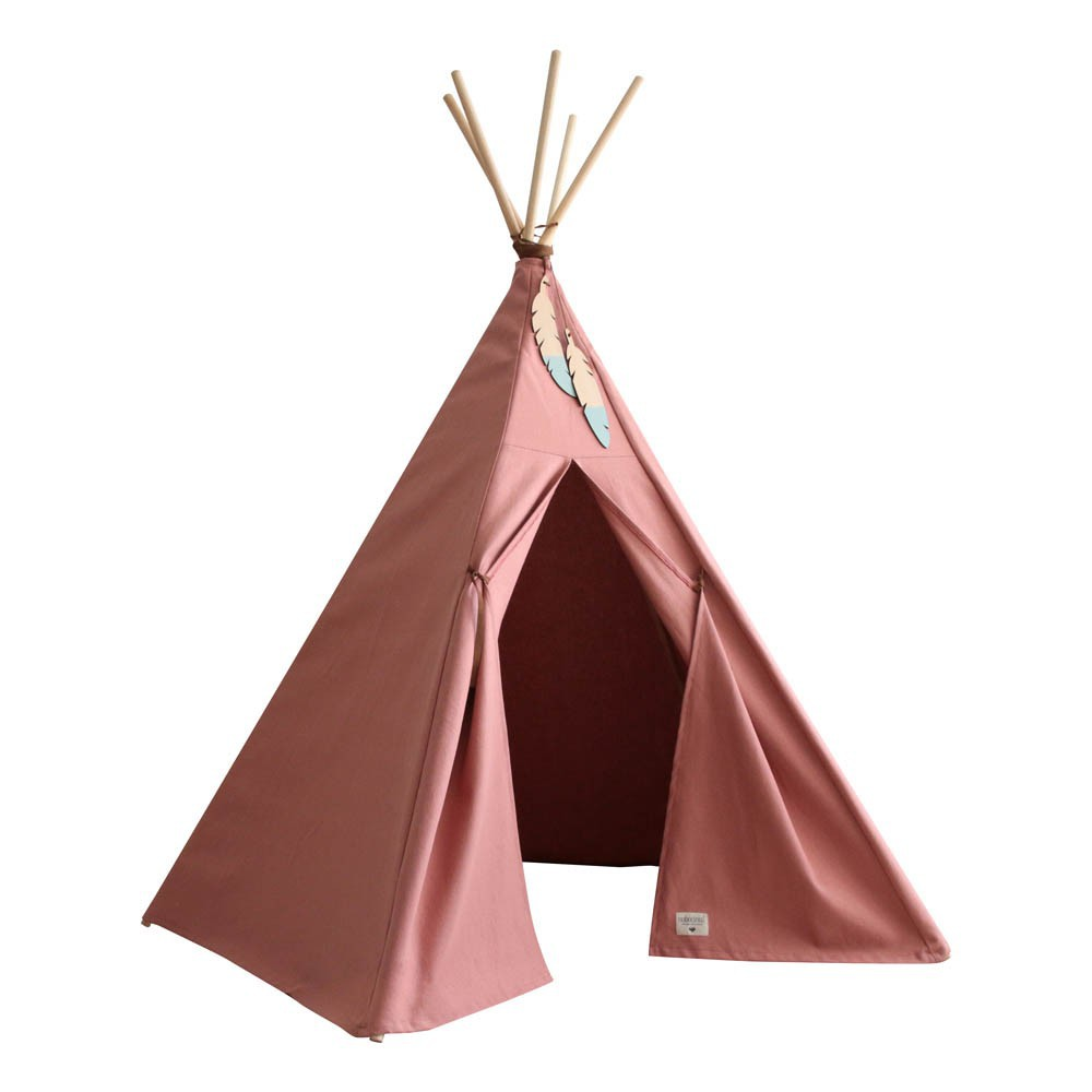 tipi nevada rose nobodinoz jouet et loisir enfant. Black Bedroom Furniture Sets. Home Design Ideas