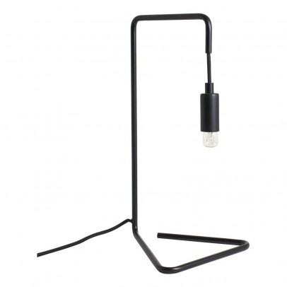 Smallable Home Lampe mit schwarze Schnurr -listing