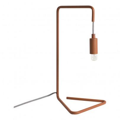 Lampada da tavolo Barefoot - grigio scuro Present Time Design