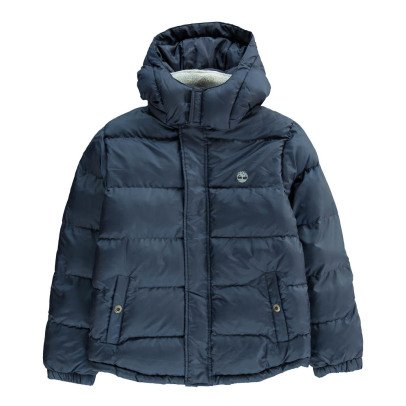 Timberland Jacket with Removable Hood-listing