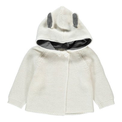 Stella McCartney Kids Cardigan Conejo Smudge-listing