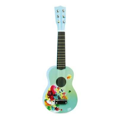 Vilac Woodland Guitar Green-listing