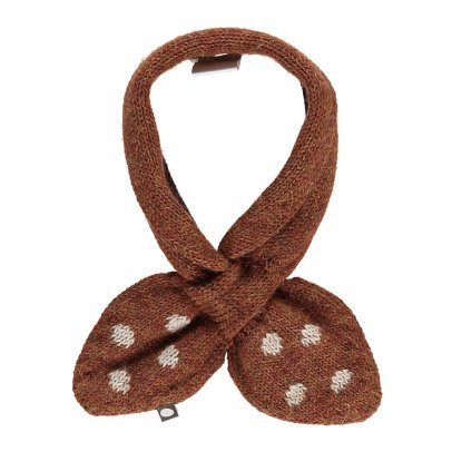 Oeuf NYC Bambi Alpaca Wool Baby Scarf-product