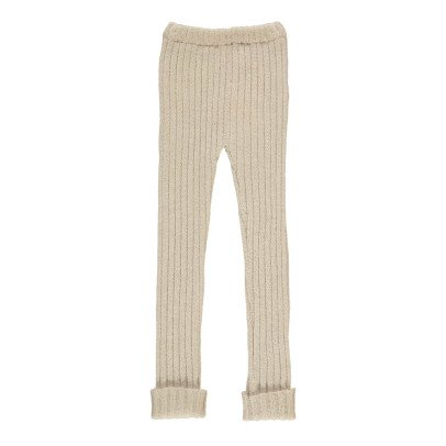 Oeuf NYC Everyday Alpaca Wool Rib Baby Trousers-product