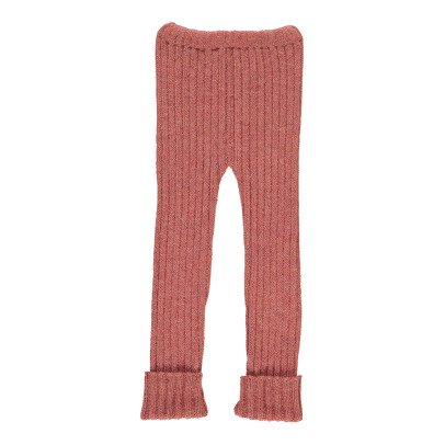 Oeuf NYC Everyday Alpaca Wool Rib Baby Trousers-listing