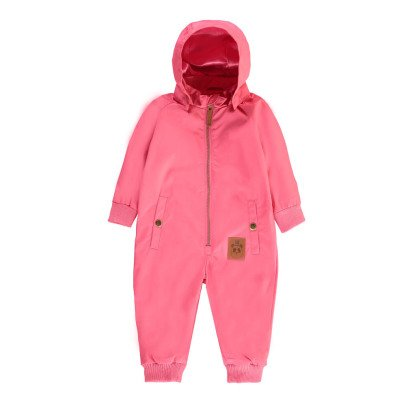 Mini Rodini Hooded Waterproof Snowsuit-listing
