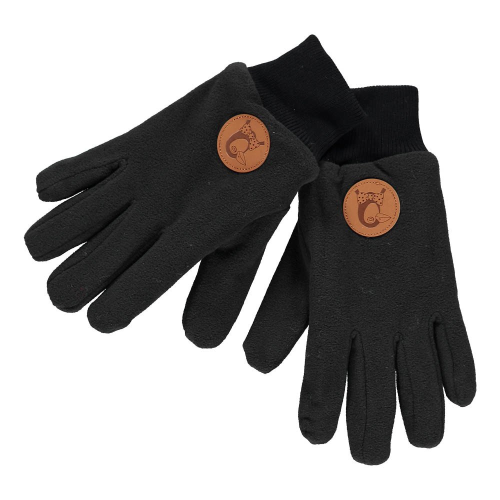 High Top Textil Guantes, Color Marrón, Talla 37