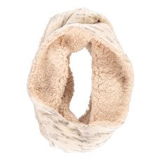 product-Milk on the Rocks Velour Snakey Snood