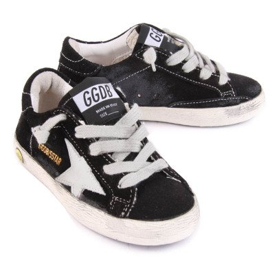Golden Goose Superstar Suede Trainers-listing