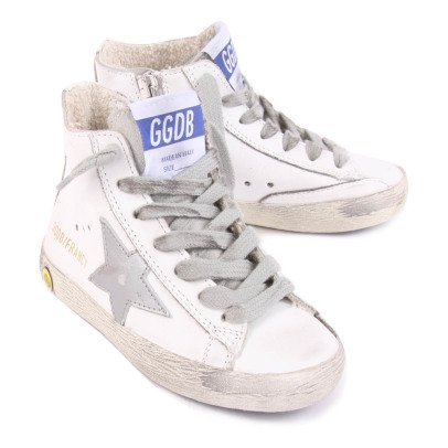Golden Goose Deluxe Brand Francy Leather Trainers with Zip-product