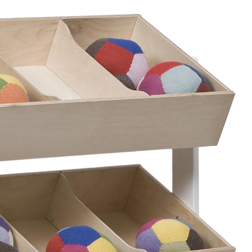 meuble de rangement bouleau naturel oeuf nyc design enfant. Black Bedroom Furniture Sets. Home Design Ideas