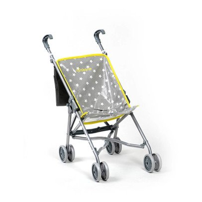 Minikane Grey Star Toy Pushchair-listing