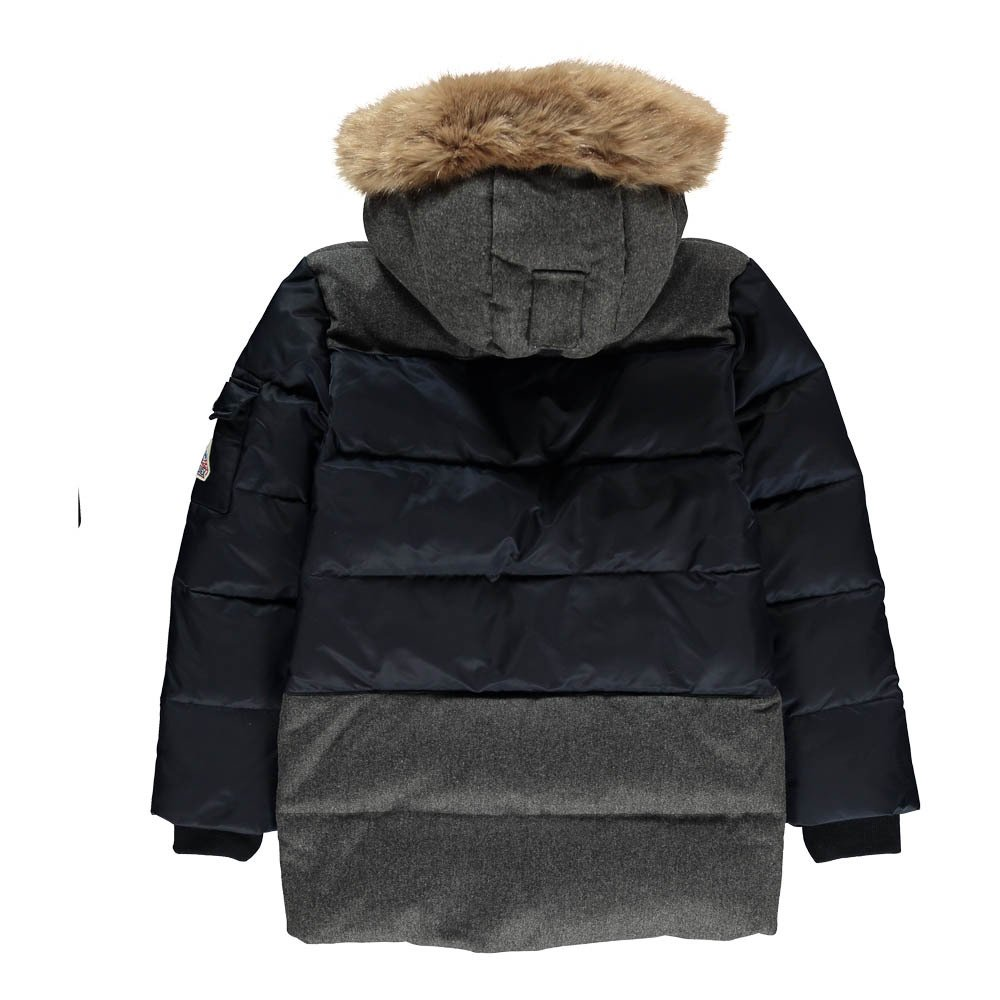 Two-Tone Arnold Down Jacket-product