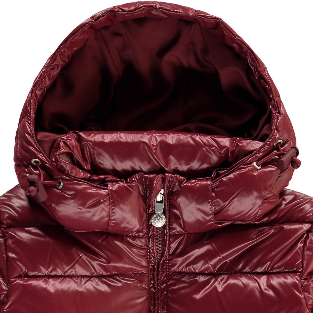 Shiny Spoutnic Down Jacket-product