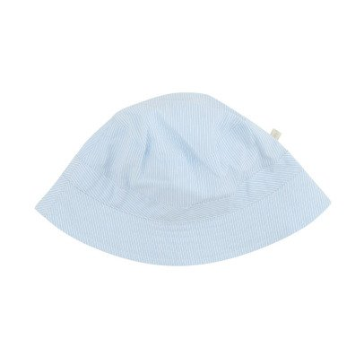 Poppy Rose Duncan Striped Hat -listing