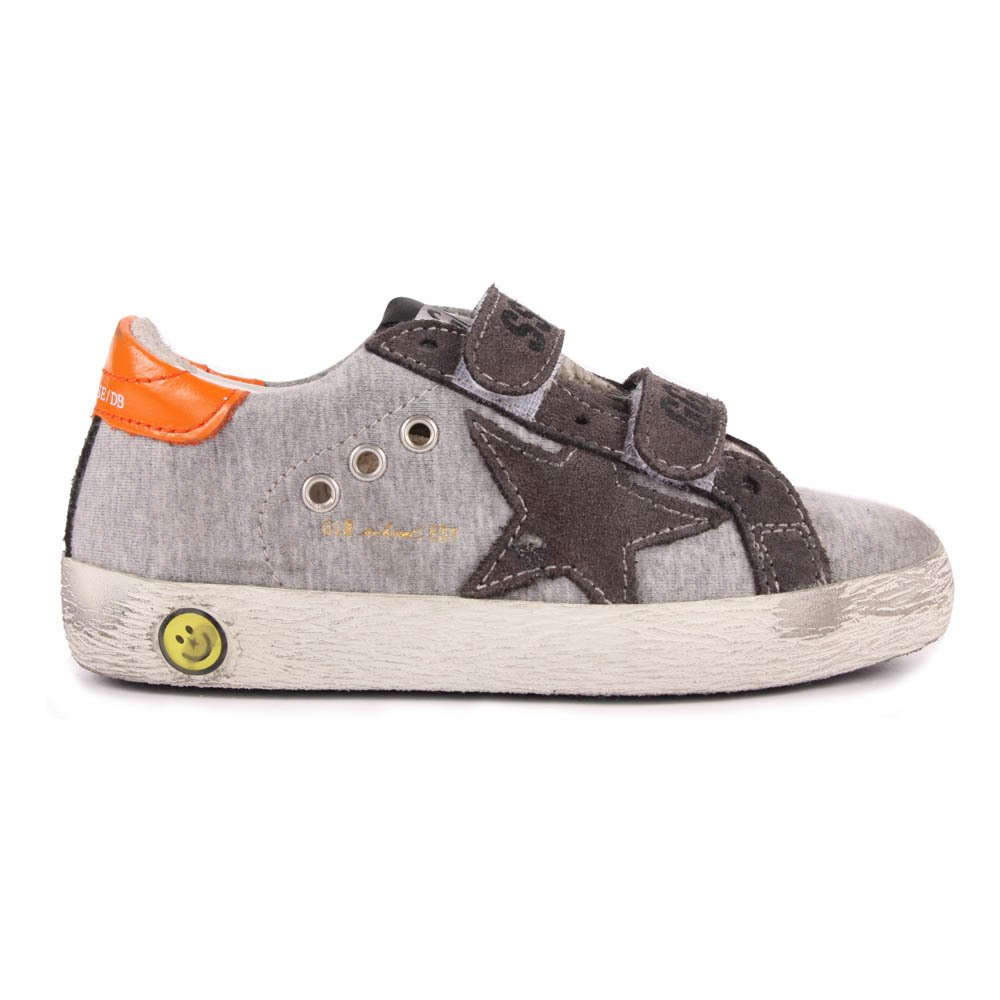Sale - Old School Velcro Jersey Trainers - Golden Goose Deluxe Brand Golden Goose Cd3tlxeBA