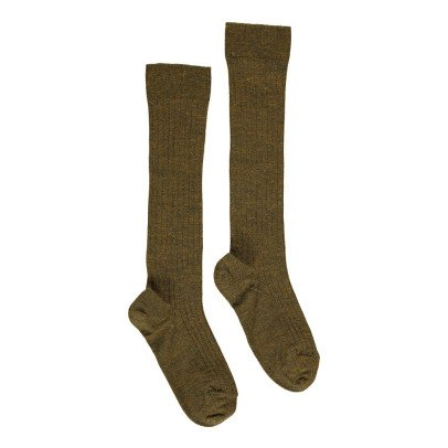 Start Rite Charles Wool and Alpaca Knee Socks-listing