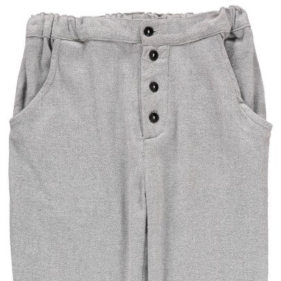 Nui Billy Organic Cotton Flannel Trousers-listing