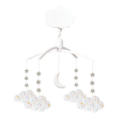 Trousselier Star Fabric Cloud Musical Mobile-listing