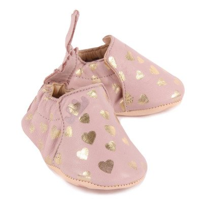 Easy Peasy Chaussons Cuir Lovely Blumoo-listing
