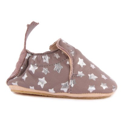 Easy Peasy Pantofole Pelle Notte-listing