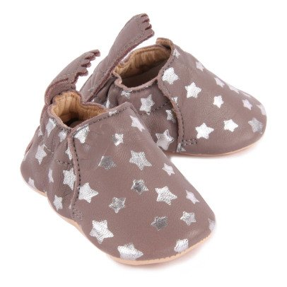 Easy Peasy Night Blumoo Leather Slippers-listing